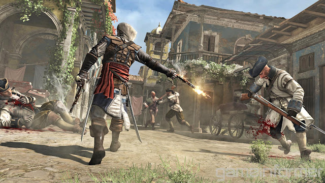 Assassin's Creed IV Free Download Full PC Game