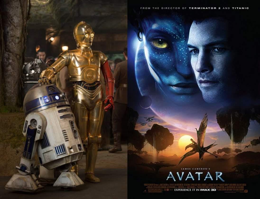 Disney Fox sets Star Wars and Avatar sequels Release dates : ディズニー・FOX が「スター・ウォーズ」と「アバター」のSFブロックバスター映画を交互に連発する全米公開日の予定を発表 ! !
