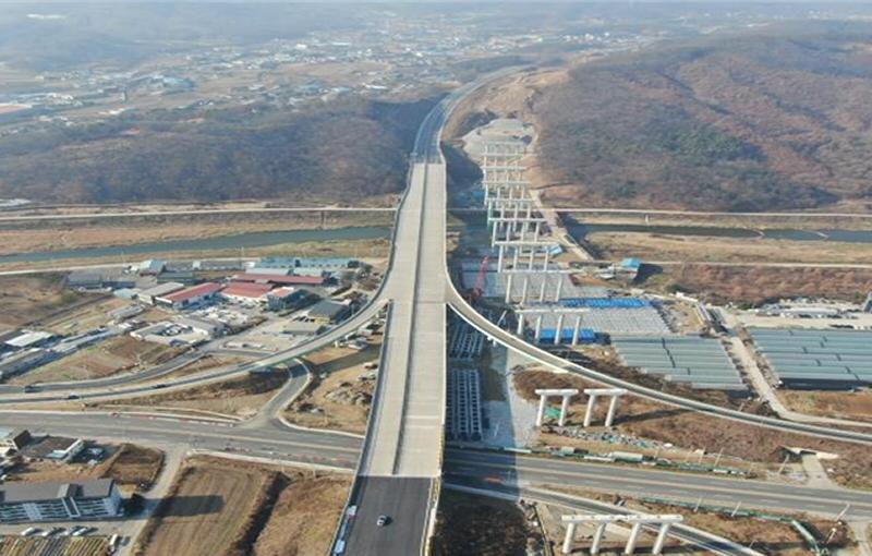국지도 57호선 '오포-포곡2' 6.2km 구간 전면 개통