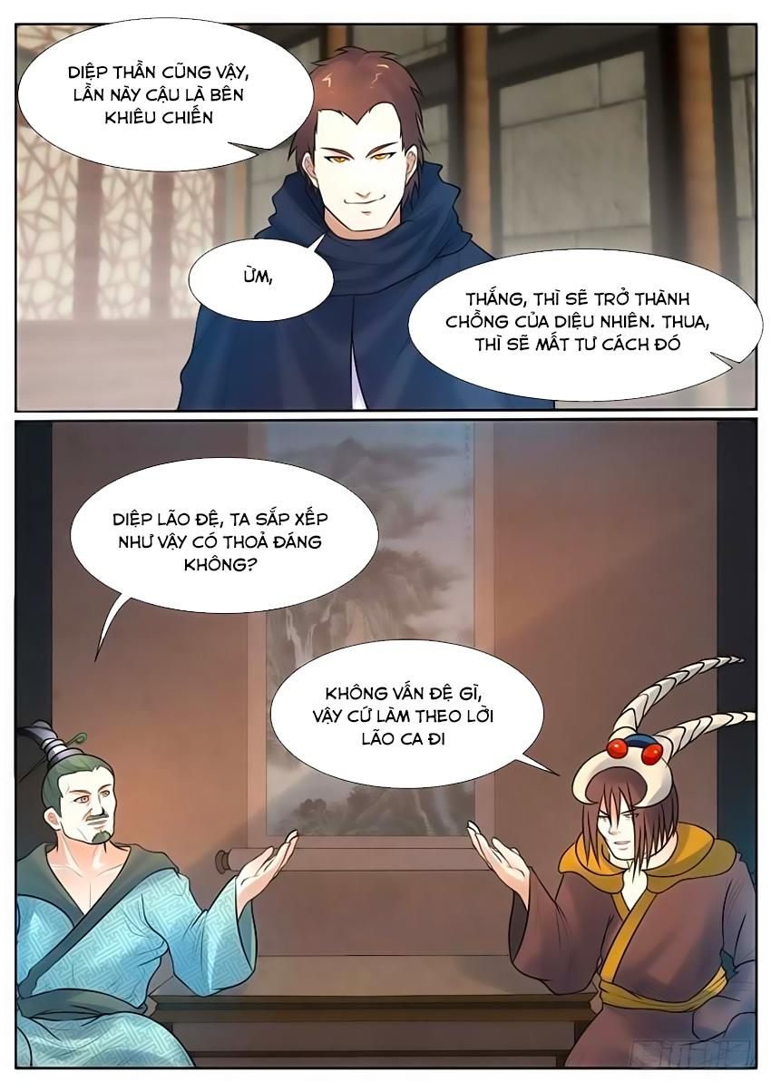 Ngự Thiên chap 15 - Trang 10
