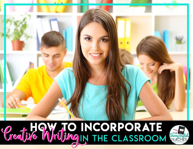 How to Incorporate Creative Writing in the Classroom