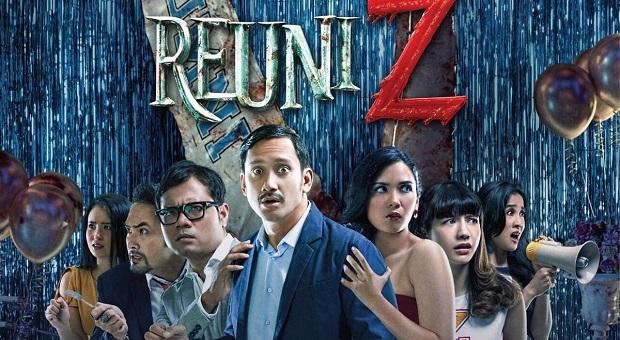 Reuni Z Film Bergenre Komedi Horror