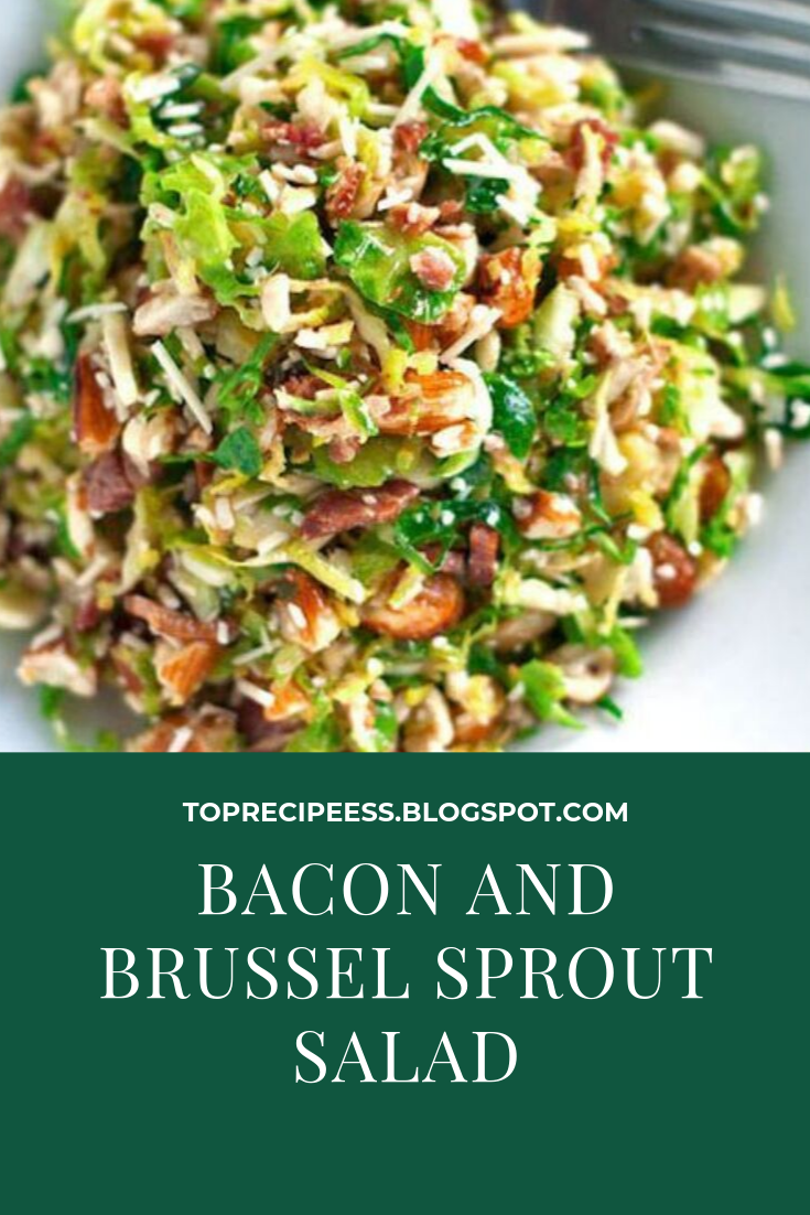 bacon аnd bruѕѕеl sprout salad #masonjar #healthy #recipes #greatist #vegetarian #breakfast #brunch  #legumes #chicken #casseroles #tortilla #homemade #popularrcipes #poultry #delicious #pastafoodrecipes  #Easy #Spices #ChopSuey #Soup #Classic #gingerbread #ginger #cake #classic #baking #dessert #recipes #christmas #dessertrecipes #Vegetarian #Food #Fish #Dessert #Lunch #Dinner #SnackRecipes #BeefRecipes #DrinkRecipes #CookbookRecipesEasy #HealthyRecipes #AllRecipes #ChickenRecipes #CookiesRecipes