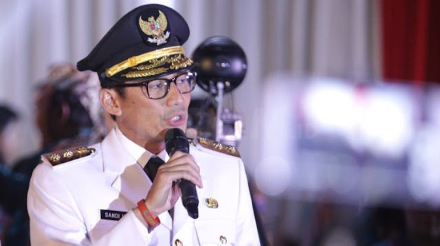 Kacau... Wakil Gubernur Sandiaga Uno kini Izinkan Rapat di Hotel Mewah