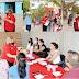Recorre Shirley Vázquez Colonias ITSON y Deportiva en Navojoa