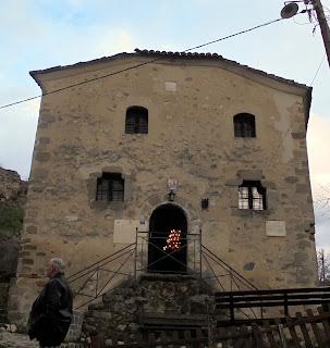 ο ναός του αγίου Αντωνίου στο Μελένικο