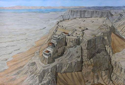 Ataque a Masada.
