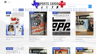 Sports Cards Plus Store Blog