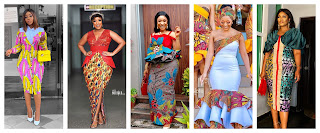 CELEBRITY LOOK: CHECK OUT AND DOWNLOAD THESE 20 LATEST AFRICAN PRINT STYLES