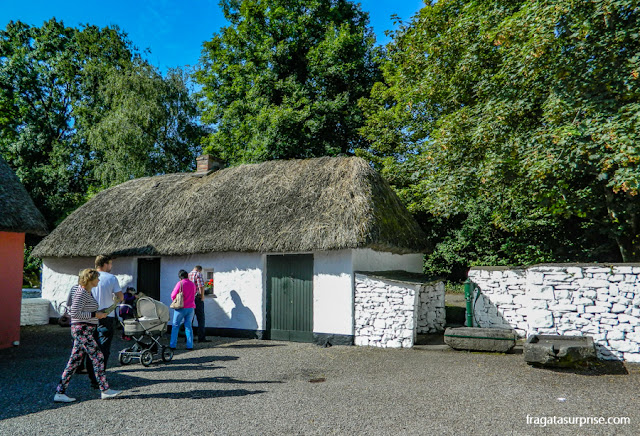 Folk Park do Castelo de Bunratty, Irlanda