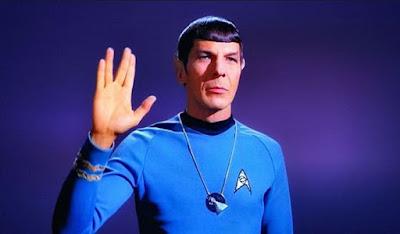 Star Trek; Spock, el saludo Vulcano y  significado y origen en la bendición sacerdotal judía Bircat Cohanim.
