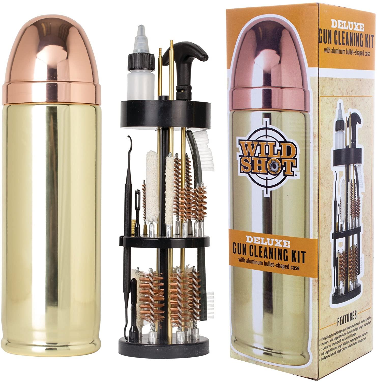 Aluminum Gun Cleaning Kit