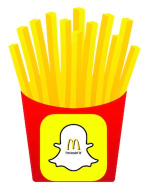 Mac Do Autour De Moi : autour, McDonald´s, Recrute, Snapchat, Marque, Employeur