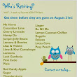 Scentsy Discontinued Scents- Spring/Summer 2013