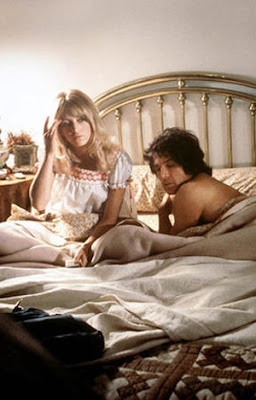 Shampoo - Goldie Hawn and Warren Beatty