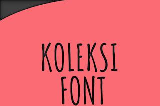 Download 299 Koleksi Font Gubuk Hijau