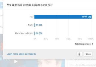 Youtube Me Poll Create Kaise Kare 13