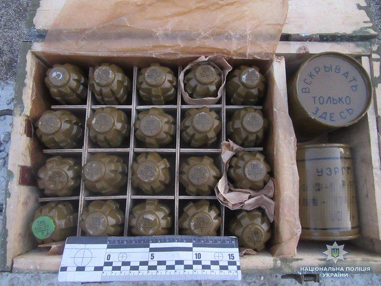 Ручна осколкова граната Ф-1