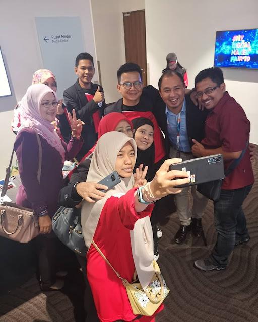 Sifu-Sifu ICT Malaysia Meriahkan My Digital Maker Fair 2019