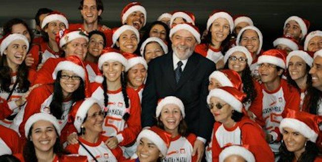 Resultado de imagem para Lula em Natal