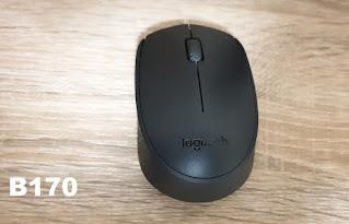Logitech B170 mouse