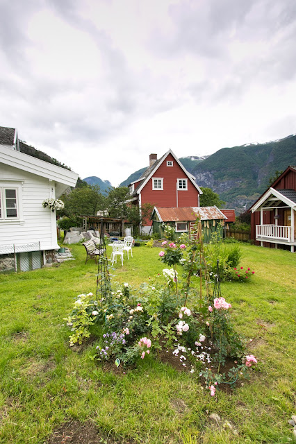 Aurland e Vangsgaarden Gjestgiveri