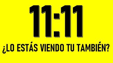 ¿Cuál es el SIGNIFICADO (y explicación) del 11:11?