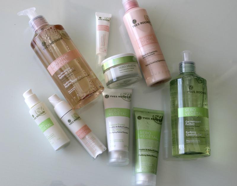 Yves Rocher Skincare