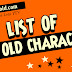 List of PTV Old Famous Drama Characters