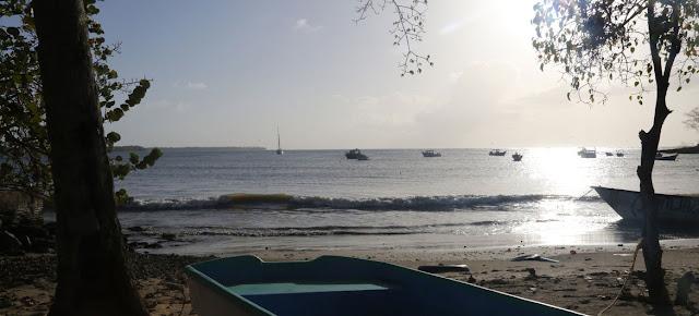 Más de cien venezolanos han muerto en peligrosos viajes por mar a Trinidad y Tobago. ONU / Lulu Gao