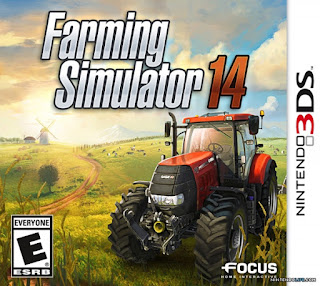 Farming Simulator 14 3DS USA Region Free