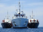 PCG patrolled the West Philippine Sea area with BRP Cabra (MRRV-4409) and BFAR vessels.