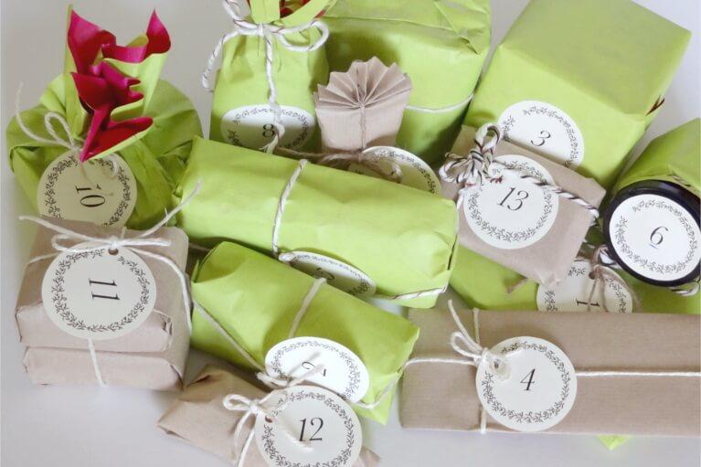 Hochzeits countdown geschenk