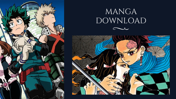 manga download