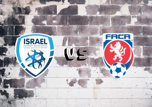Israel vs Czech Republic  Resumen