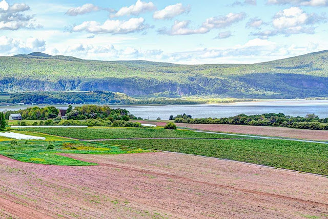 When yesterday's agriculture feeds today's water pollution