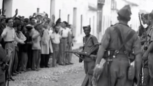 La matanza de Badajoz, por Floren Dimas