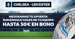 Paston promo Chelsea vs Leicester 15-5-2021