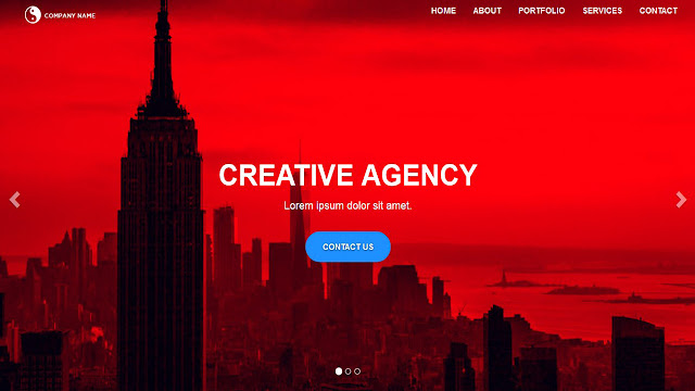 How to Create a Website using HTML and CSS   Homepage Design