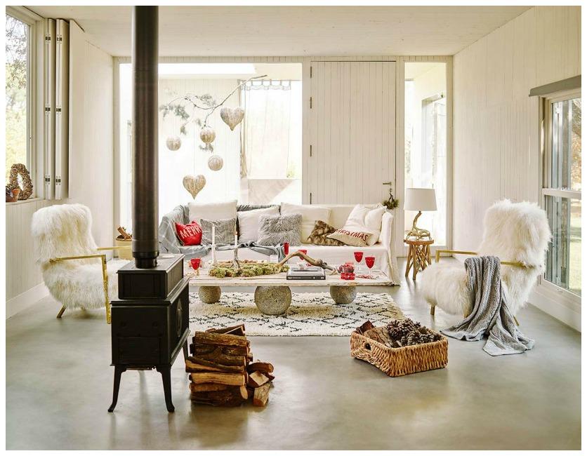 decoraci n f cil navidad 2015 2016 de zara home. Black Bedroom Furniture Sets. Home Design Ideas