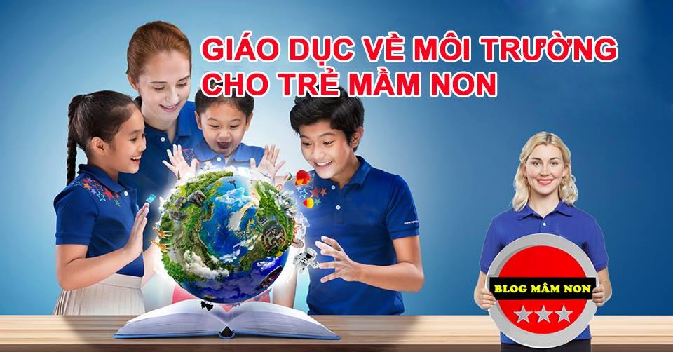 Nguyên tắc xây dựng môi trường giáo dục cho trẻ mầm non