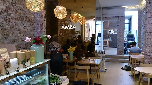 Cafe Amba, South Yarra