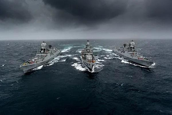 Kapal Perang China yang Usik RI di Natuna Ternyata Bawa Rudal Dahsyat Pemusnah