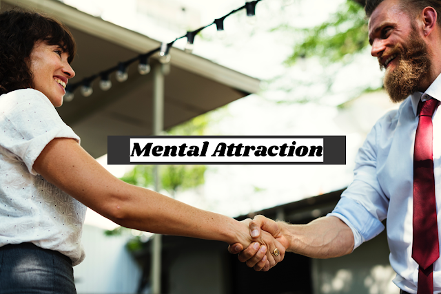 is much more subtle than either sexual or emotional attraction, but the energetic structure is the same