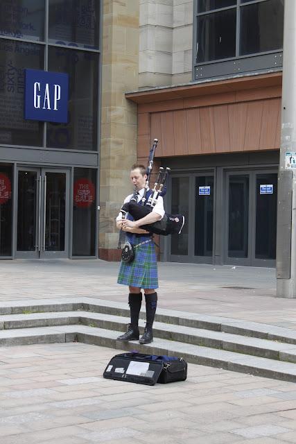 Skotlanti - Glasgow 18