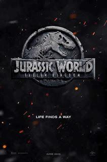 Jurassic World-Fallen Kingdom First Look Poster