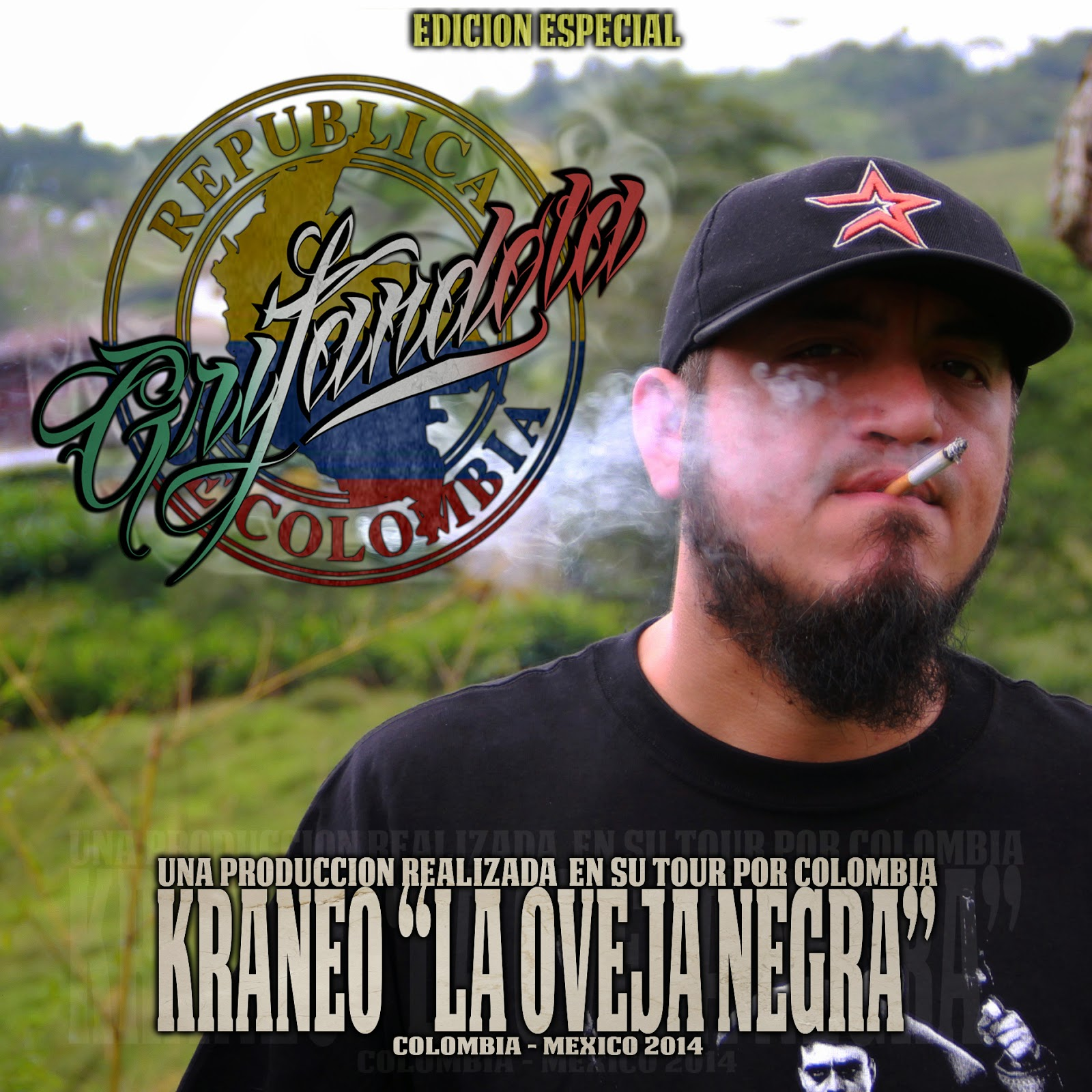 Kraneo - Grifandola en Colombia (EP) 2014