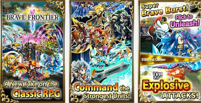 Brave Frontier Unlimited energy