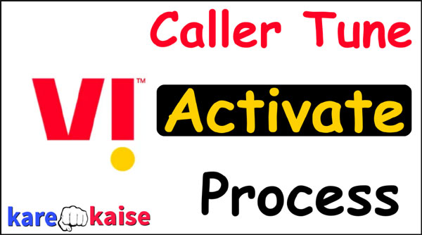 Vi-Caller-Tune Set-kaise-kare-Vi-Number-caller-tune-activate-process-in-Hindi