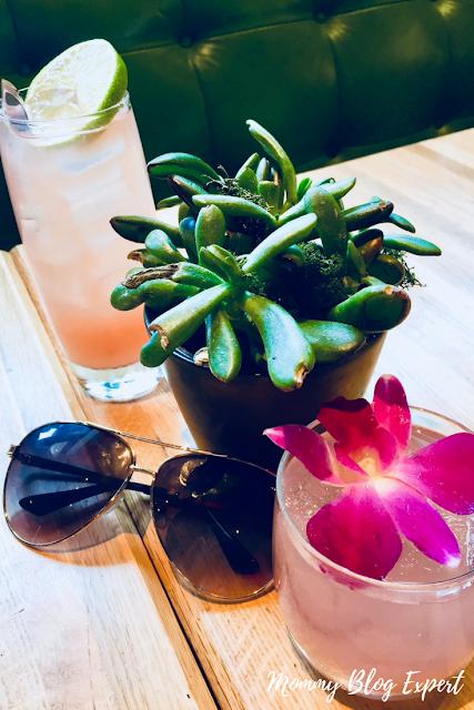Watermelon Mojito Wild Orchid Drink